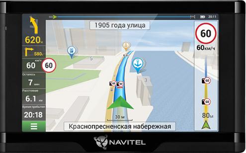 NAVITEL N500 MAGNETIC