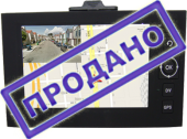 Автомобильный навигатор с видеорегистратором (комиссионный товар